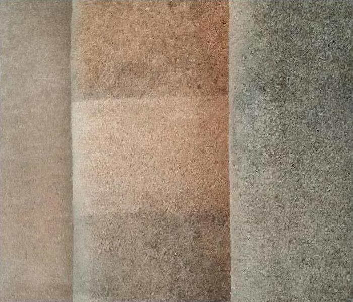 Smoke Damaged Carpets