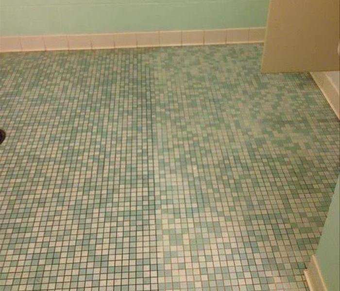 Cleaning Floor Tile and Grount