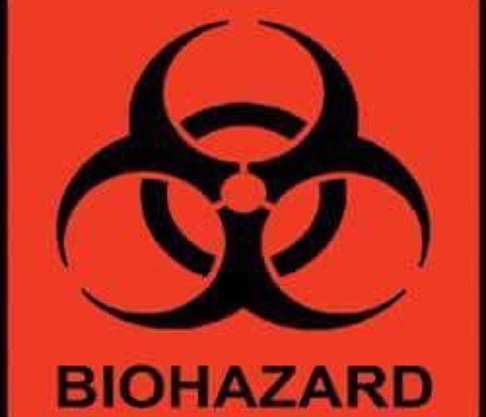 Biohazard Rely on SERVPRO of South Tampa for Safe Biohazard Removal